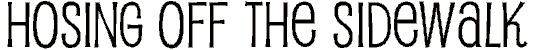 pupcat font. Royalty-free font # 174661