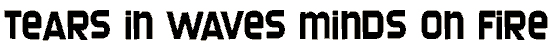 screengem font. Commercial use font # 174671