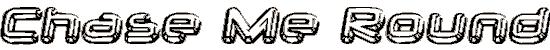 neurochr font. Royalty-free font # 174863