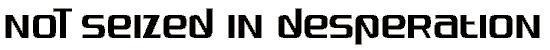 quadapto font. Royalty-free font # 174883