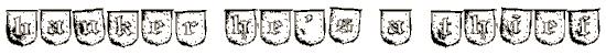 trollbai font. Royalty-free font # 174920