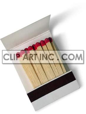 book of matches photo