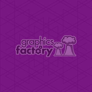 purple abstract design  vector clip art image