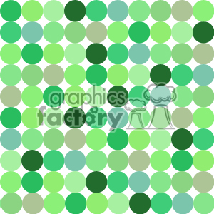 seamless green dot background clipart. Commercial use image # 371311