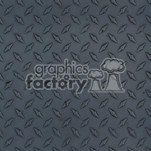 seamless tiled diamond plate background clipart. Royalty-free image # 372217