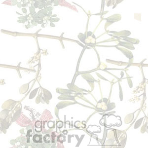 120506-mistletoe-light clipart. Royalty-free image # 372632