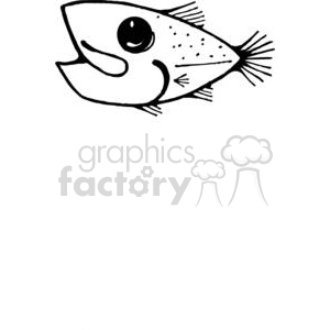 Fish-1 clipart. Royalty-free image # 380244
