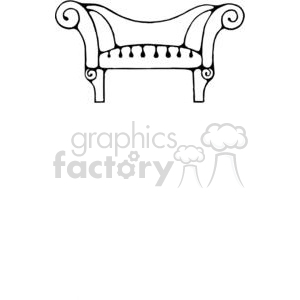 Sofa-Chair-3 clipart. Royalty-free image # 380249