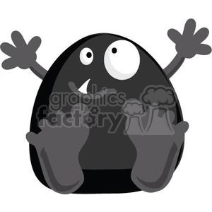 silly little Freddy clipart. Royalty-free image # 380783
