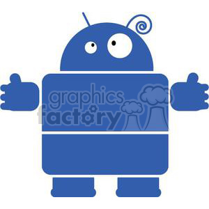 robot-v1 clipart. Commercial use image # 380788