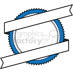 crest seal logo elements 015 clipart. Royalty-free image # 384843