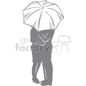 people in the rain clipart. Royalty-free image # 386684