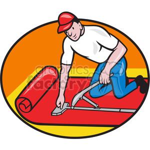 carpet layer laying+carpet worker handy+man construction job career
