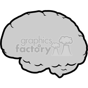 brain illustration outline clipart. Royalty-free image # 390074