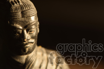 ancient asian warrior photo. Royalty-free photo # 391012