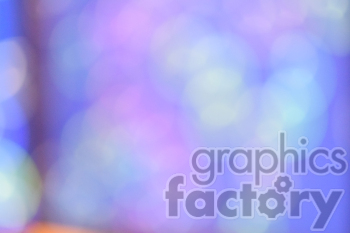 bokeh blue pink clipart. Royalty-free image # 391087
