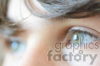 male face close up of eye photo. Royalty-free photo # 391162