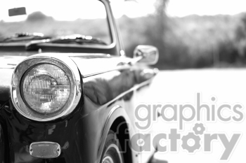 black and white Triumph photo clipart. Royalty-free image # 391322