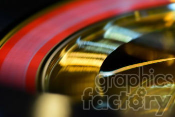 Roulette casino game clipart. Royalty-free image # 391347