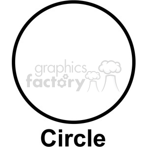 geometry circle clip art graphics images
