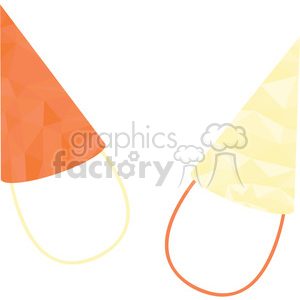 Party Hat clipart. Royalty-free image # 397956