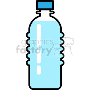 full water bottle icon clipart. Royalty-free image # 398236