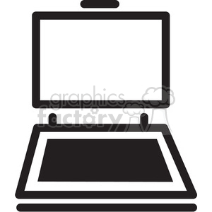 surface computer icon clipart. Royalty-free image # 398371