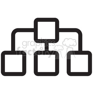 network vector icon clipart. Royalty-free image # 398673