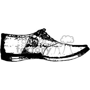 1900 vintage pettitt tennis shoe vintage 1900 vector art GF clipart. Commercial use image # 402480