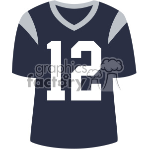 new england football jersey vector svg cut files art clipart. Royalty-free image # 403062
