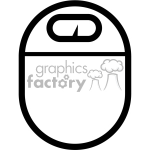 weight scale vector icon clipart. Royalty-free icon # 403202