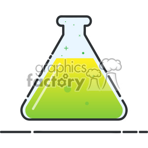 potion vector flat icon design clipart. Royalty-free icon # 403212