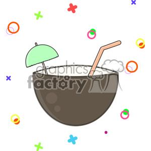 food coconut