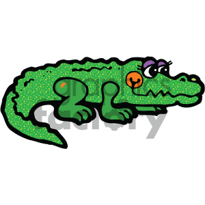 cartoon clipart reptiles 002 c clipart. Commercial use image # 404962