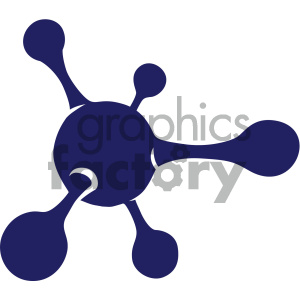 organic network vector icon clipart. Commercial use image # 405502