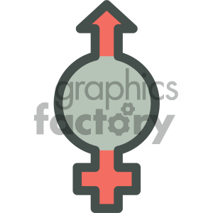 chromosome medical vector icon clipart. Commercial use image # 405952