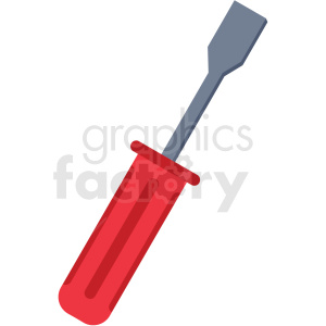 screwdriver icon clipart. Royalty-free icon # 406049