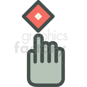 microchip technology icon clipart. Royalty-free image # 406177