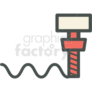 engraving manufacturing icon clipart. Royalty-free image # 406270