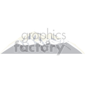 mountains clipart. Royalty-free image # 408323