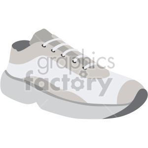 walking shoe clipart. Commercial use image # 408342