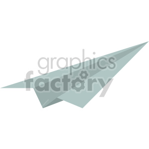 paper airplane no background icon clipart. Commercial use image # 408437