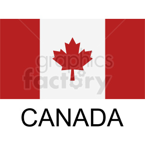canada flag icon clipart. Royalty-free image # 408800