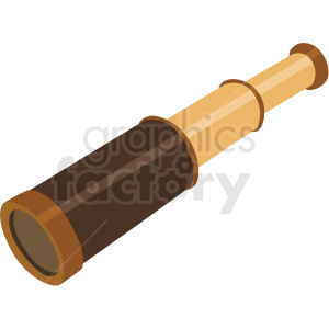 hand held telescope vector clipart no background clipart. Royalty-free image # 409430