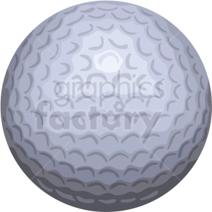 golf ball vector clipart no background clipart. Commercial use image # 409506