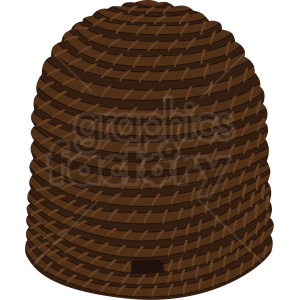 beehive vector no background clipart. Royalty-free image # 410070