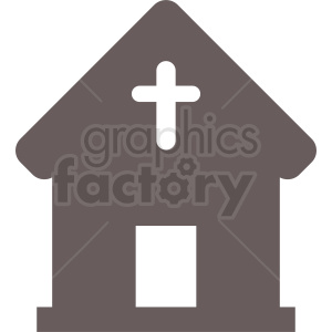 religious building icon clipart. Royalty-free image # 410446