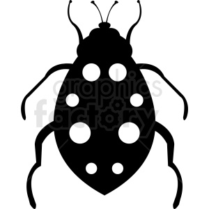 vector bug clipart clipart. Commercial use image # 410490