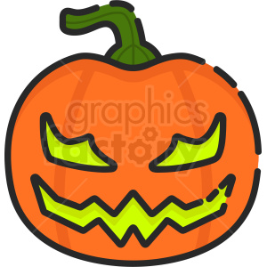 jack o lantern clipart. Commercial use icon # 410518