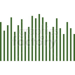 bar chart design clipart. Royalty-free image # 411031